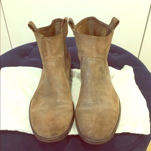 Size 7 Nine West Ankle Boots
